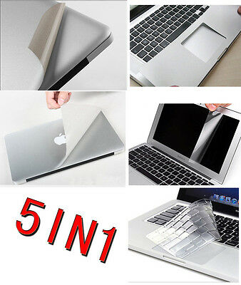 Surface Protector 3M Sticker Skin Keyboard Cover For Apple MacBook Pro 13 A1278