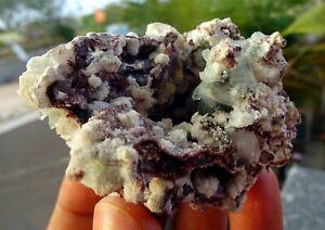apophyllite-w-stilbite-on-chalcedony-Mineral-Specimen-Act-new-3
