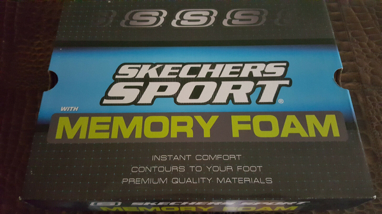 Skechers Sport Flex Advantae sneakers men's size 8 item   51251EW CCLM WIDE