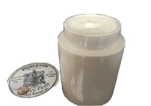 Large Burgess's genuine Anchovy Paste Pot Reclaimed Soy Wax Candle