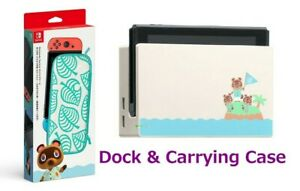 Dock-Carrying-Case-Nintendo-Switch-Animal-Crossing-New-Horizons-Special-Design