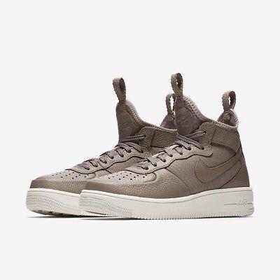 Nike Air Force 1 Ultraforce Mid Sepia Stone Womens Sneakers 12 US 44.5 EU 9.5 UK eBay  eBay
