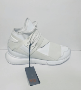 y-3 qasa high triple white 2016 yohji