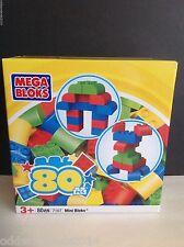 Mega Bloks Mini 80 Pieces # 7107  by Mega Brands Inc. 2010