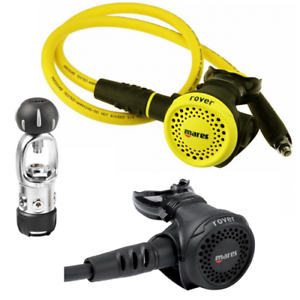Mares Set Erogator per Subacquea Dive Rover 2S Octopus Rover INT 1IT