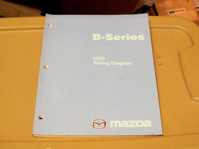 2000 Mazda B  Original Equip