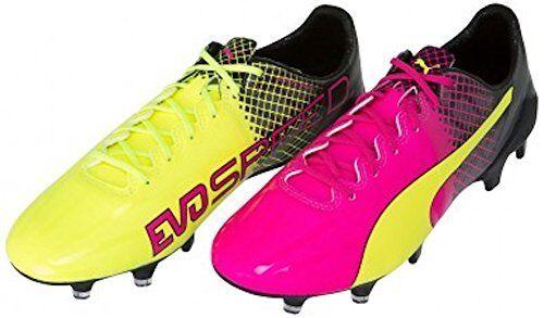 10359701 10359701 10359701 PUMA evoSPEED 1.5 FG (botín de fútbol Talla) Rosa-elegir talla/color. 6d778a