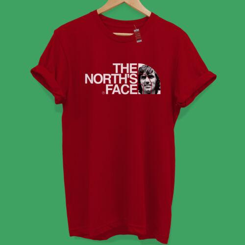 George Best Iconic Spoof Irish Ireland Manchester Gift Premium T-Shirt S-XXL