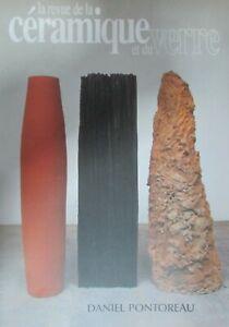 Magazine-de-La-Ceramic-and-the-Glass-No-131-of-2003-Pontoreau-Lily-Bush-Quebec