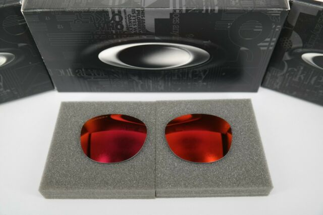 NEW Oakley PITCHMAN R OO9439 PRIZM RUBY Replacement Lens Authentic GENUINE