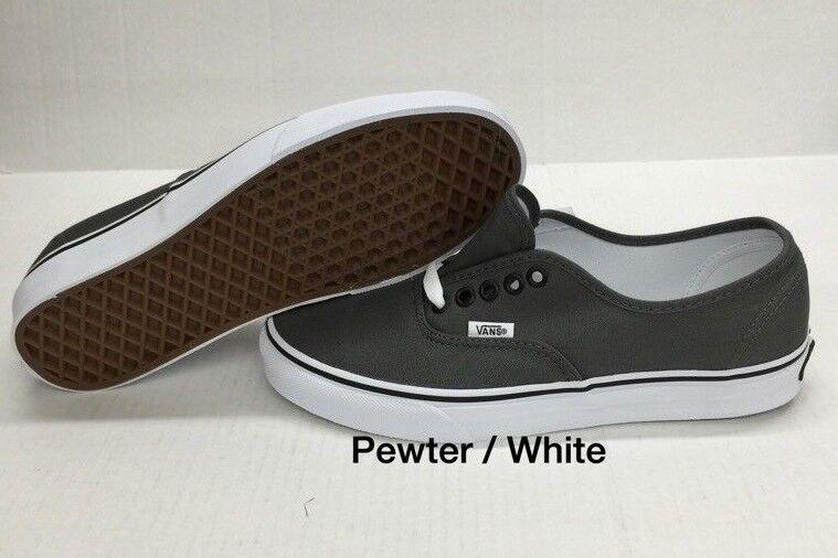 Vans New Authentic Schuhes Classic Sneakers Unisex Canvas Schuhes Authentic 74e362