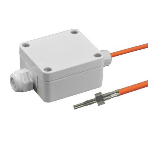 0-10v tubería longitud elegibles Einschraubfühler m4 termosensor activamente 4-20ma