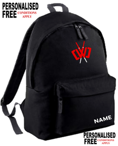 1656df20b312 CWC Youth kids CHAD WILD CLAY gym school backpack MERCH PERSONALISED ...