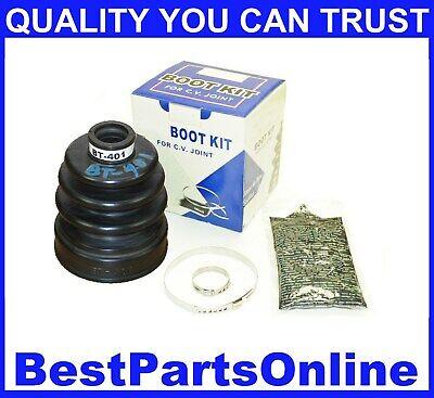 EMPI Inner /& Outer CV Axle Boot Kit for Suzuki Quad Runner 250 1987-2002 4x4 4WD