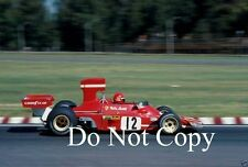 Niki Lauda Ferrari 312 B3 Argentine Grand Prix 1974 Photograph