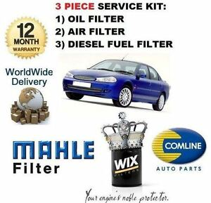 for ford mondeo 1 8 td 1993 11 2000 service kit oil air fuel rh ebay com au Immunization TD 1 Melrose Scotland