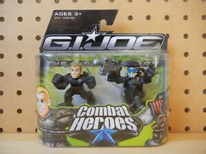 I Joe Combat Heroes STORM SHADOW Civilian Clothes from Rise of Cobra Wave 2 G