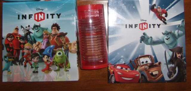 HUGE***Disney Infinity Power Disc Complete Sets Series 1, 2, & 3 + ALL TRU DISCS