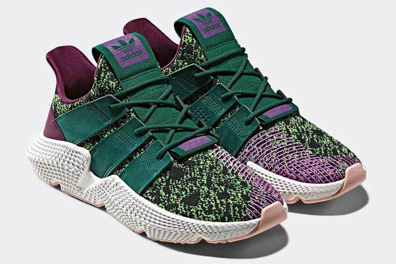 Adidas × dragon ball Cell PROPHERE DB All Size US 10 from JAPAN