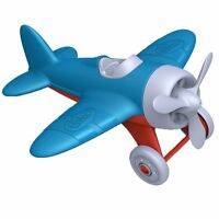 Toy Airplane Classic Toys Kids Toddler Hobbies Outdoor Play Fun Green Toys Boy