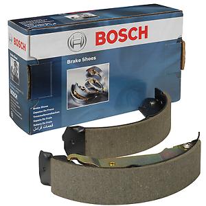 BOSCH BRAKE SHOES REAR PAIR FOR Suzuki Jimny 4x4 SN413 00-09 M13A 1.3L DOHC