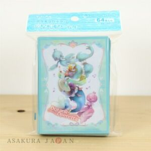 Pokemon-Center-Original-Kartenspiel-Huelle-Oceanic-Operette-primarina-64-Armel