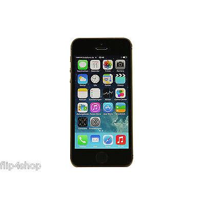 Apple iPhone 5s 16 GB Spacegrau (Ohne Simlock) - Top Zustand - AKTION