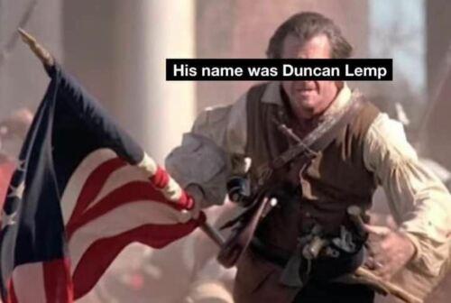 Fundraiser His Name Was Duncan Lemp