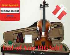 **LIMITED** SKY 4/4 Violin Outfit+Mini Violin *Great Gift Package*