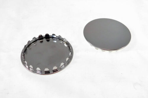 """1-1//8/"""" Dia    Q26 Metal Snap In Button Closures Hole Insert Plug Cap  Hole Size"""