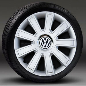 14-034-wheel-trims-Hub-Caps-Covers-to-fit-Vw-UP-Quantity-4