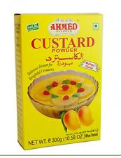 Ahmed HALAL Custard Powder Mango Flavour 300g/10.58oz USA Seller ! (F/S) !!