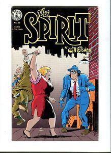 The-Spirit-20-Kitchen-Sink-1986-W-Eisner-FN-VF