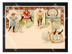 Historic-Carre-Stop-Fire-extinguisher-cyclists-1910s-Advertising-Postcard