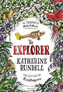 The-Explorer-by-Rundell-Katherine-NEW-Book-FREE-amp-FAST-Delivery-Hardcover