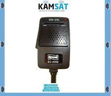 CB RADIO TUNING MICROPHONE POWER ECHO DENSEI EC-2002 4 PIN IMPRUVED MODULATION