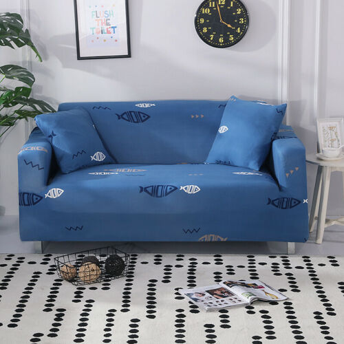 1//2//3//4 Seater Modern Sofa Cover Washable Stretch Cover Slipcover Stretch Set