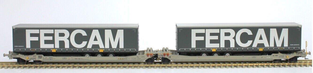Rocky Rail 90341 doble armazón carro Twin car AAE 2x hummer FERCAM nuevo embalaje original