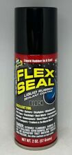 Liquid Rubber Sealant Coating Black 2 Oz Brand New