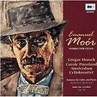 Emanuel Moor - Emanuel Moór: Works for Cello (2007)