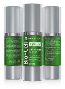Advanced Bio Cell Eye Gel 30 ml  Certified Organic - Made in Canada