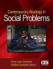 Contemporary Readings in Social Problems by SAGE Publications Inc (Paperback, 2009)