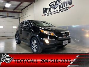 2013 Kia Sportage EX / AWD / LOW Kms / Local / Nicely Optioned
