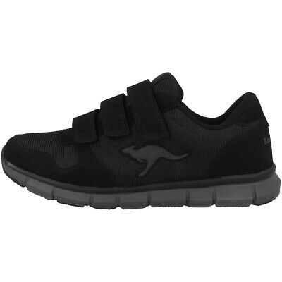 Kangaroos K-bluerun 701 B Sneaker Schuhe Turnschuhe Black Dark Grey 7643a-522 NüTzlich FüR äTherisches Medulla