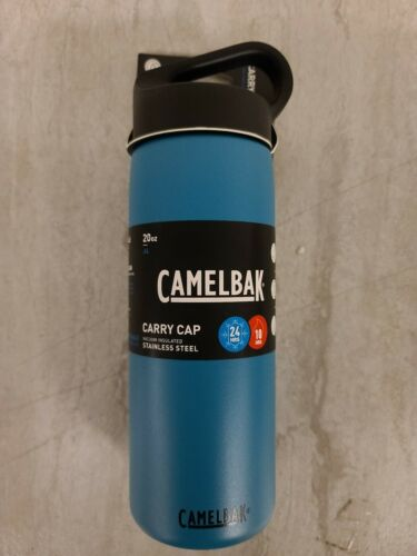 Carry Cap Larkspur Camelbak Vacuum Insulated Stainless Steel 20 oz