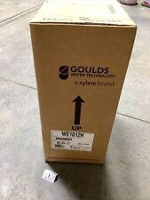 Goulds We1012h Submersible Effluent Pump Model 3885 1 Hp 230 V 1 Ph Sealed