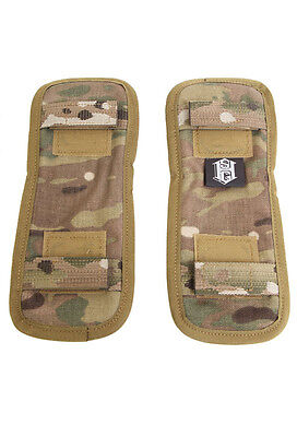HSGI WAS/WEE Shoulder Pads-Multicam-Coyote-Olive Drab-Black-Highlander-Woodland