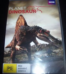 Planet-Dinosaur-BBC-Australia-Region-4-DVD-New