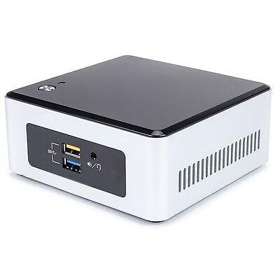 Intel NUC Kit NUC5CPYH Mini Computer Desktop PC Barebone Celeron HDMI WIFI USB3