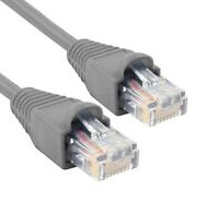 Link Depot C6m-100-gyb 100ft Ethernet Enhanced Cat6 Networking Cable 100' - Gray